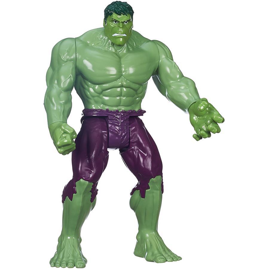 HASBRO Figurine super-héros Titan The Avengers, Age of Ultron - Hulk