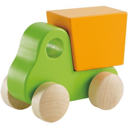 HAPE Petit camion à benne basculante, vert