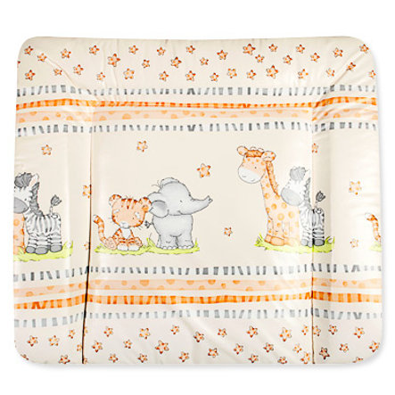 ZÖLLNER Softy Laminated Changing Pad African Dreams nature (2115-1)