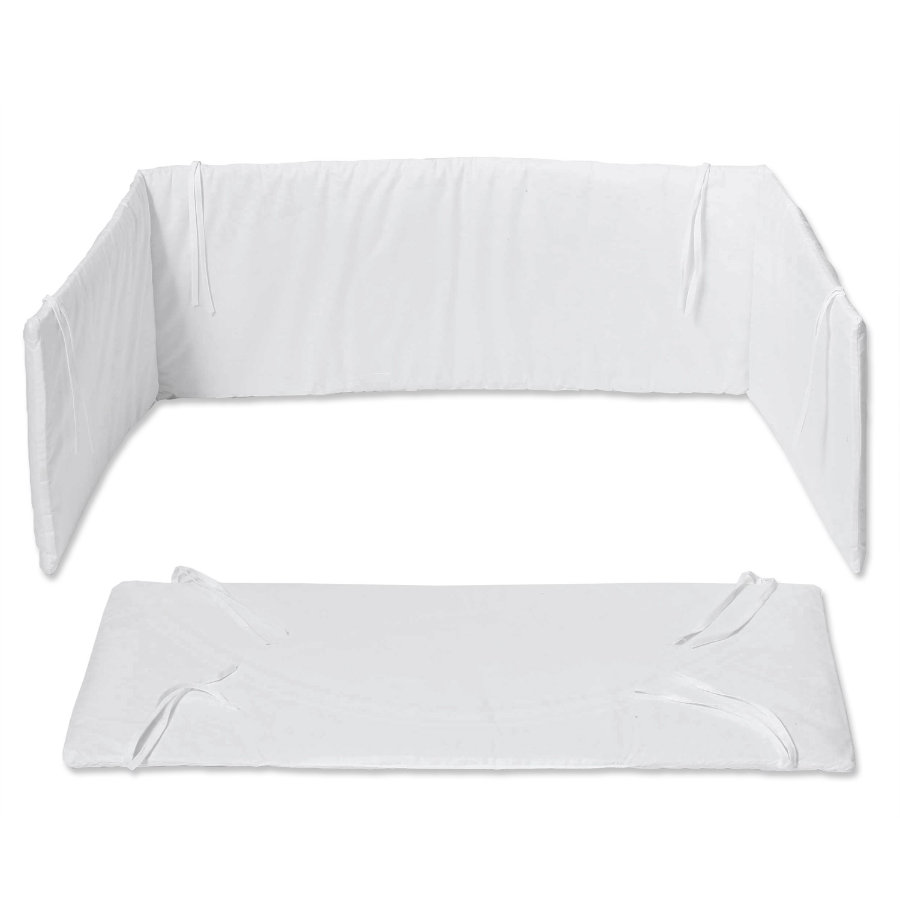 Easy Baby Nest Dream and Drive, 2 parts, white