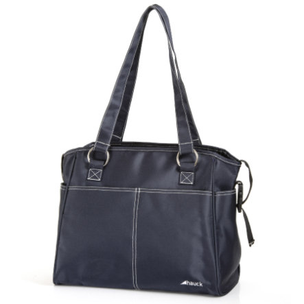 HAUCK Borsa Fasciatoio CITY BAG, blu scuro