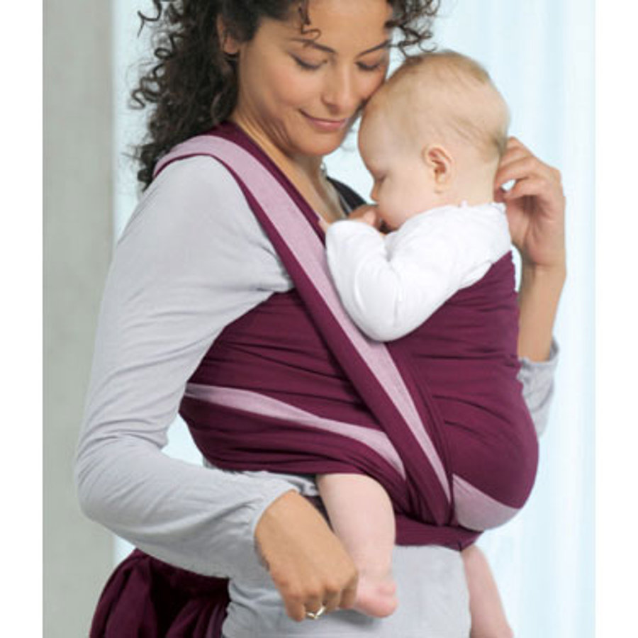 AMAZONAS Baby Tragetuch Carry Sling BERRY 450cm