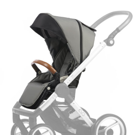 Mutsy EVO Sportwagensitz Light Grey URBAN NOMAD Edition