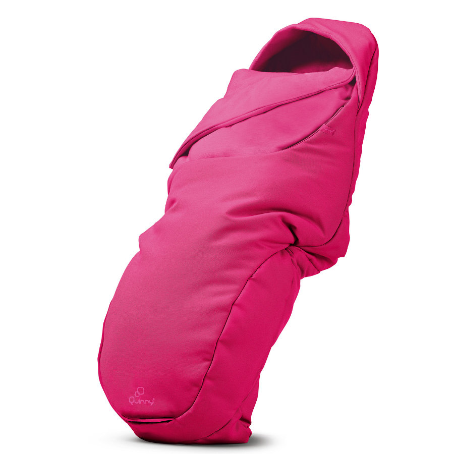 QUINNY Footmuff Pink passion 2015