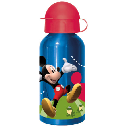 P:OS Aluminium Drinking Bottle Mickey Rally