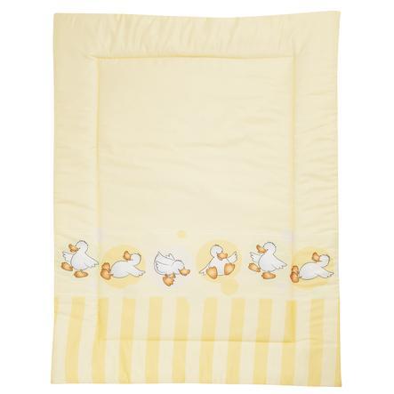 ALVI Play Blanket Happy Duck, yellow