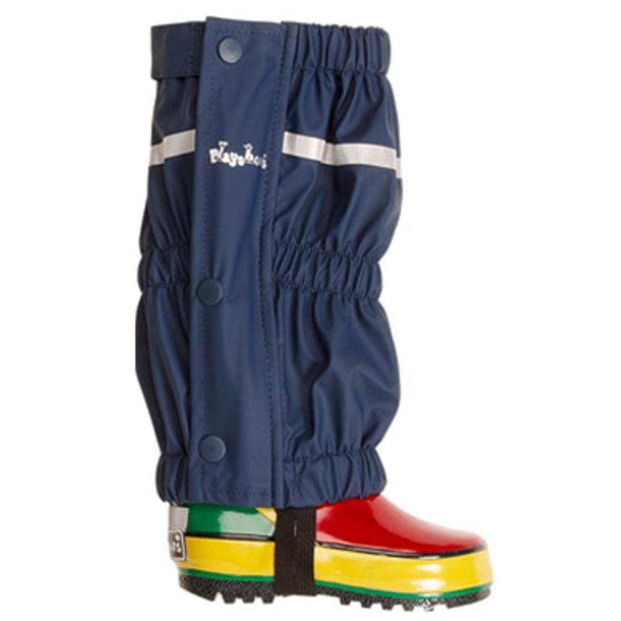 Playshoes Regenstulpen marine
