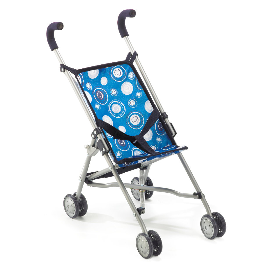 BAYER CHIC 2000 Mini-Buggy ROMA blue