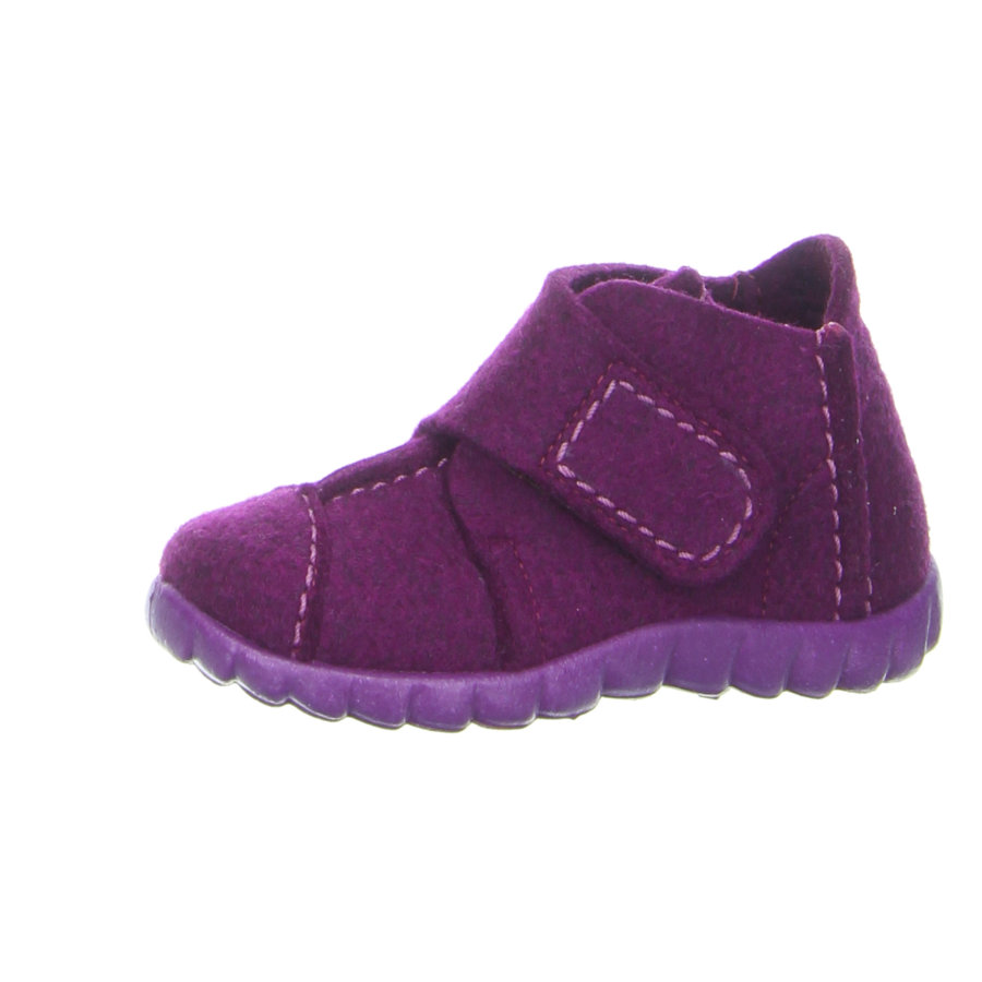 SUPERFIT Girls Pantofole bambina HAPPY rasberry