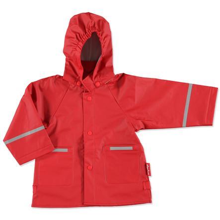 PLAYSHOES Boys regnjakke rød
