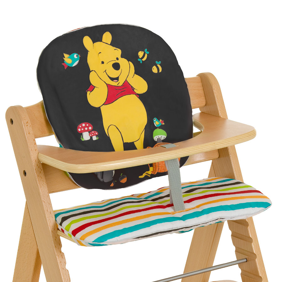 HAUCK Highchair Cushion for Alpha Disney Pooh Tidy Time 2014 collection