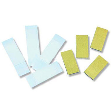 BIECO Adhesive Strips and Magnets for Wooden Letters