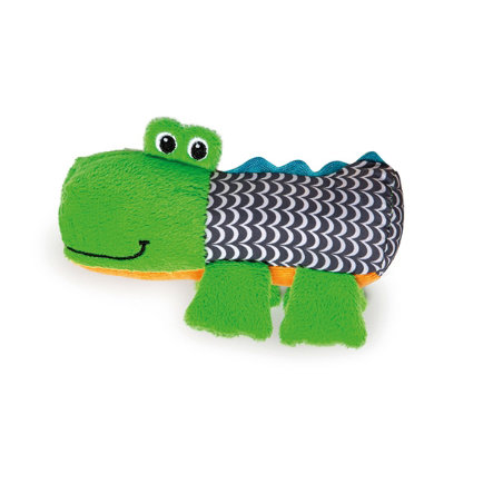 HCM Crocodile Bright Starts - Squishable Squeaker