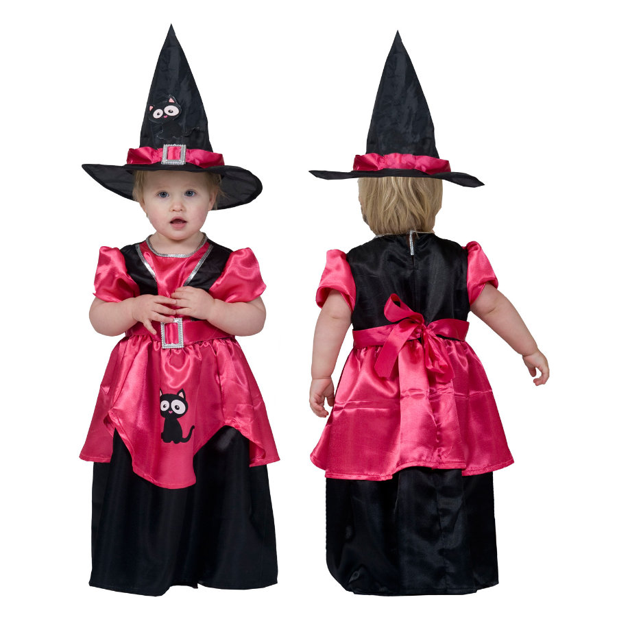 FUNNY FASHION Carnival Costume Witch