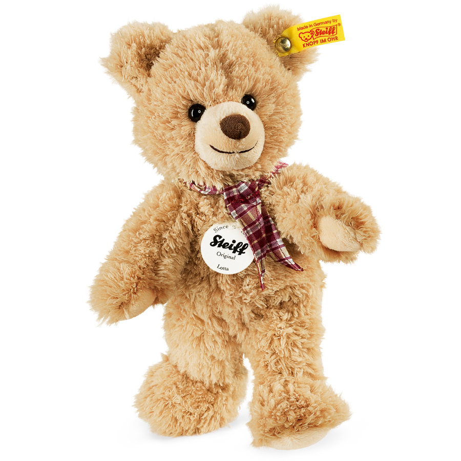 STEIFF Teddybjörnen Lotta 24 cm beige