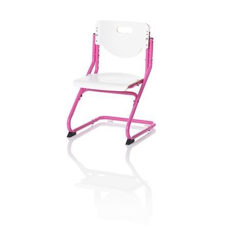 KETTLER Židle CHAIR PLUS, bílo-růžová 6725-690