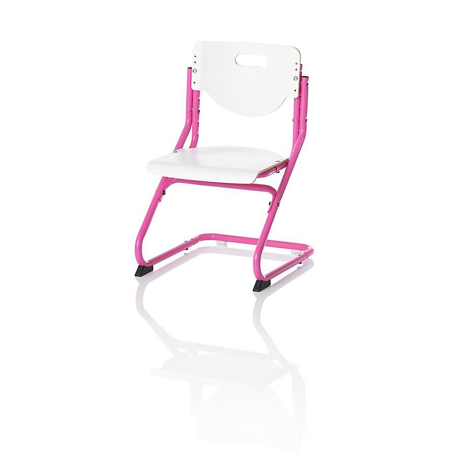 kettler stuhl chair plus weiss pink. Black Bedroom Furniture Sets. Home Design Ideas
