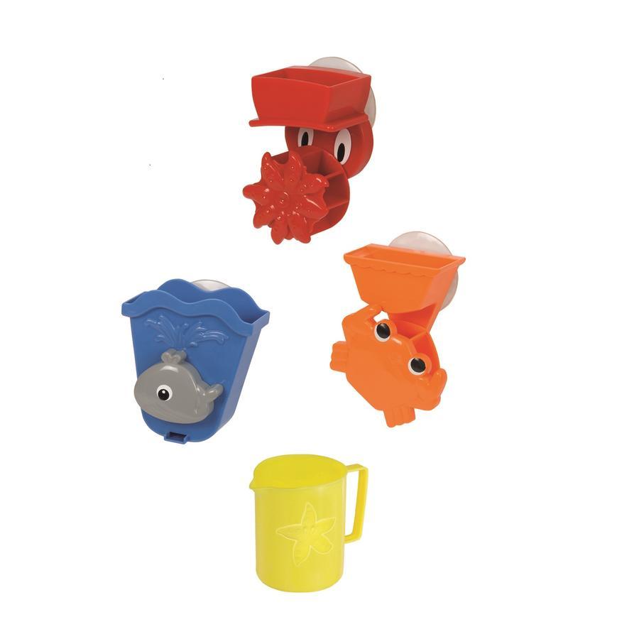 SIMBA Set de jeux pour le bain ABC