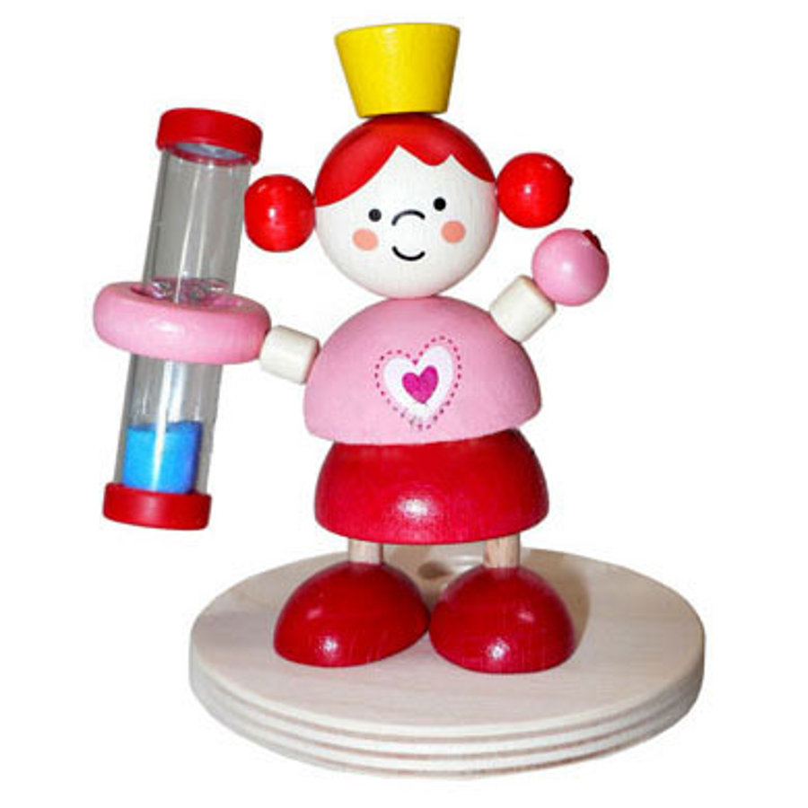 HESS Toothbrush Sand Timer Princess