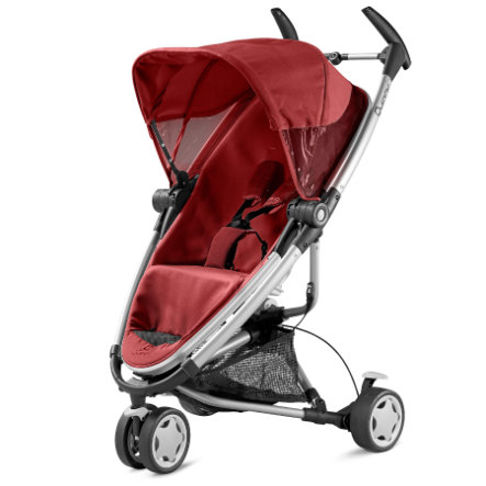 Quinny Buggy Zapp Xtra Red rumour