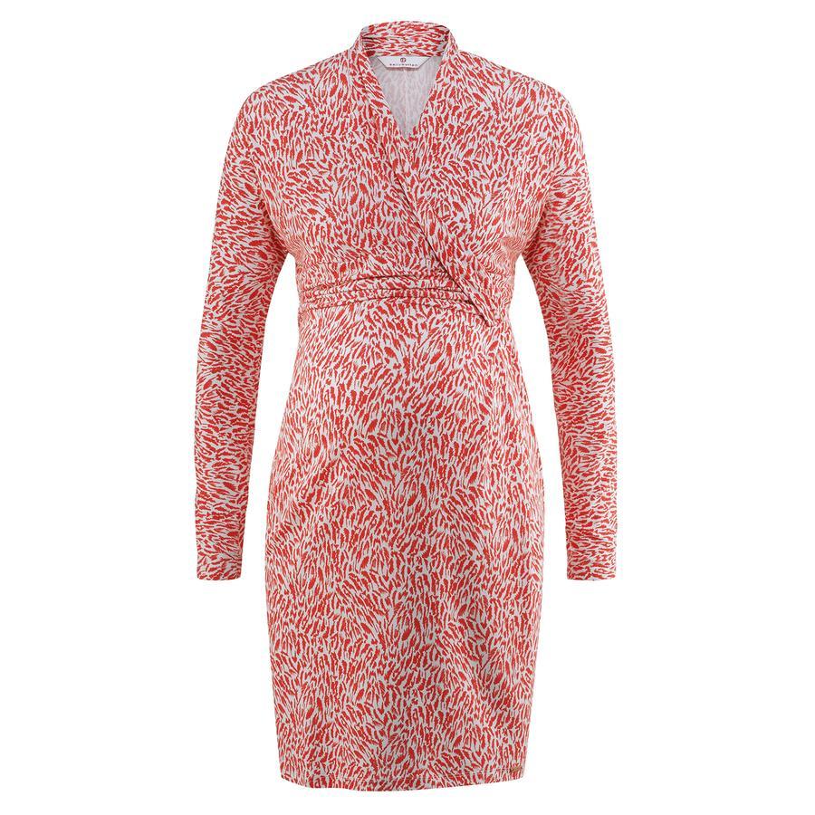 BELLYBUTTON Těhotenské šaty NERITA spiced coral