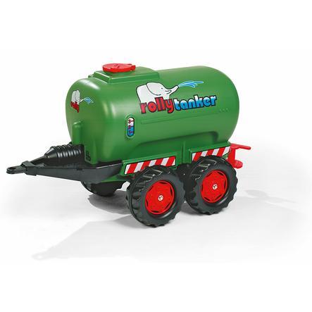 rolly®toys Remorque citerne pour tracteur enfant rollyTanker vert 122653