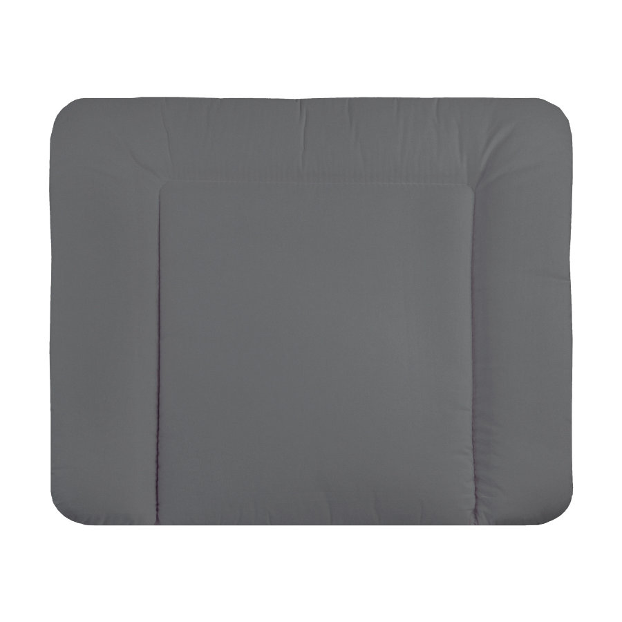 ZÖLLNER Changing Pad - Softy Fabric anthracite