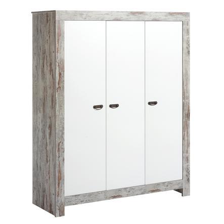 SCHARDT Nordic Chic Armoire 3 portes