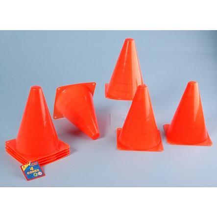 JOHNTOY Sportline 4 Cones