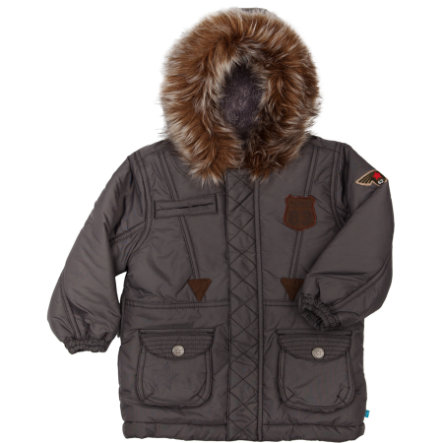 LIEF! Boys Baby Outdoorjas army green