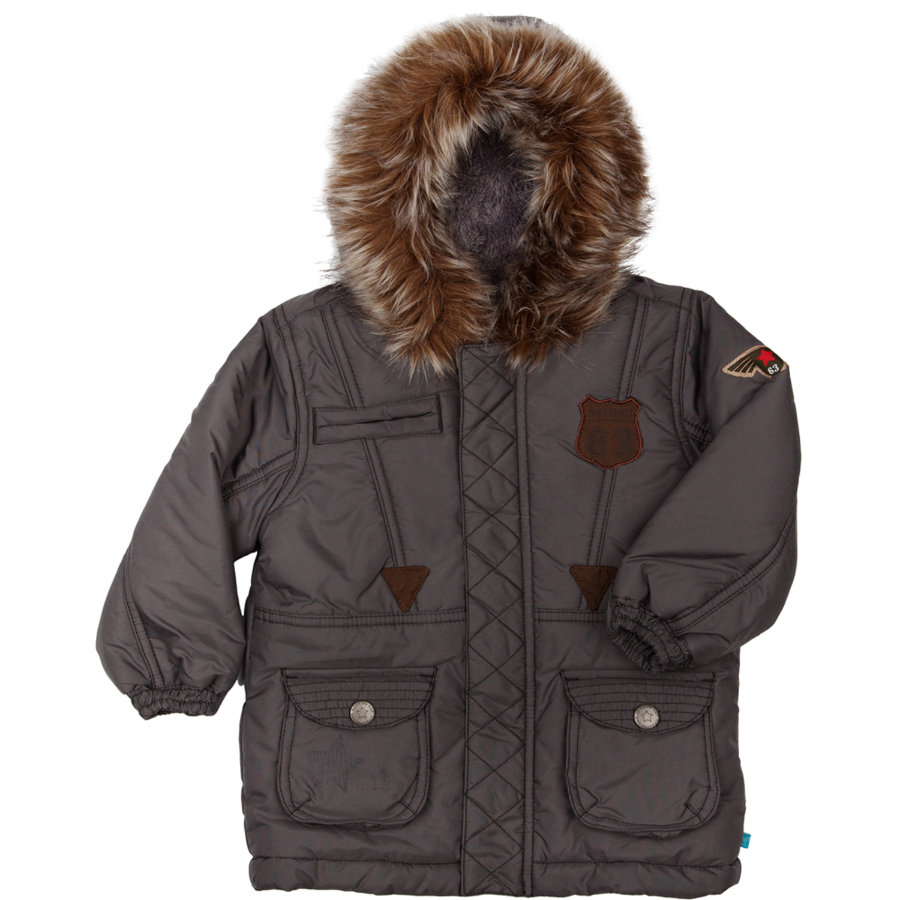 lief! Boys Baby Outdoorjacke army green