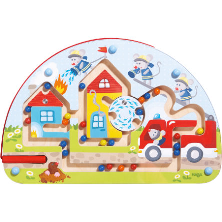 HABA Jeu magnétique - Les souris pompiers 301475