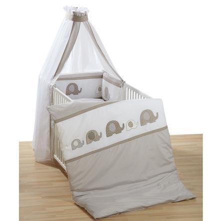 Baby Bettwäsche Bettset Klassik D 3tlg für Kinderbett 70x140
