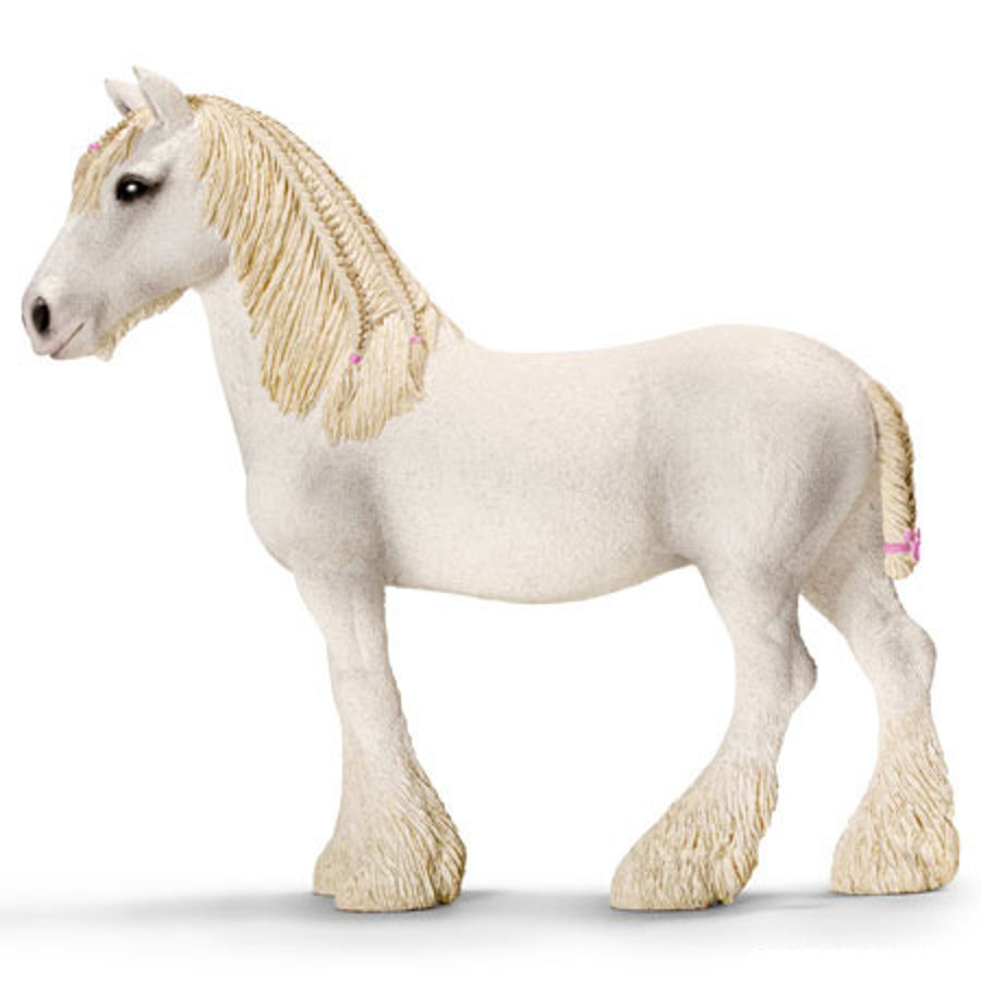 SCHLEICH Jument Shire 13735