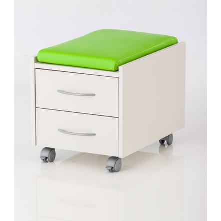 KETTLER cuscino LOGO TRIO BOX /SIT ON SOFTEX verde 06775-050