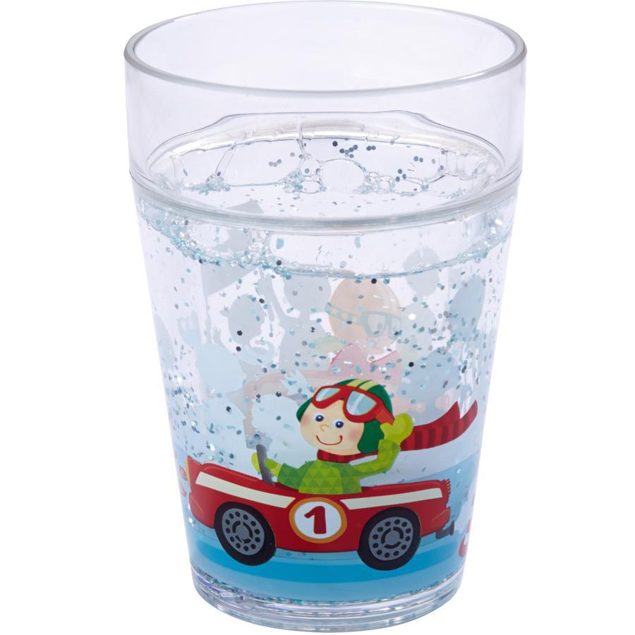 HABA Bicchiere per bambini Bolidi sfreccianti 300408
