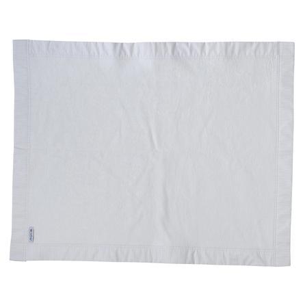 TICAA Bavlněná deka béžová