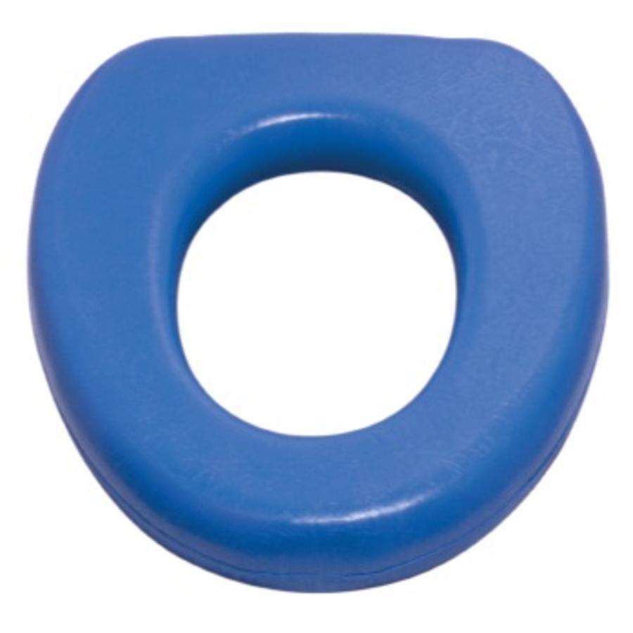 REER Réducteur de siège WC soft bleu
