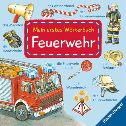 RAVENSBURGER Mein erstes Wörterbuch: Feuerwehr