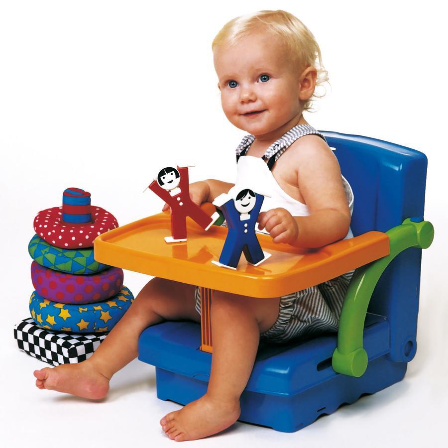 Rotho Babydesign Kidskit mitwachsende Sitzerhöhung  Hi Seat bunt