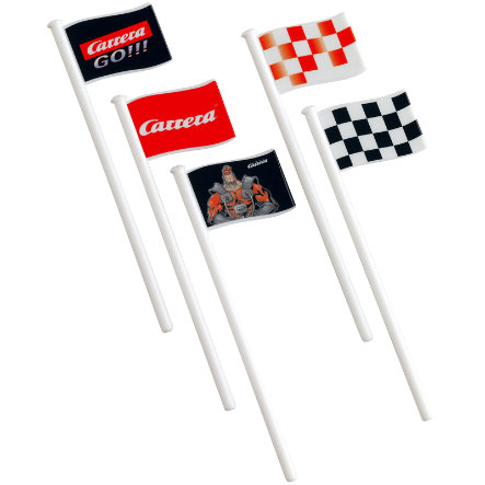 CARRERA GO!!! Flags