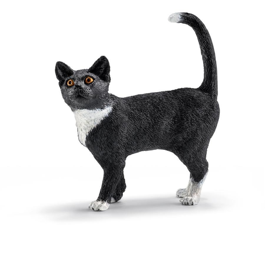 SCHLEICH Kat, staand 13770