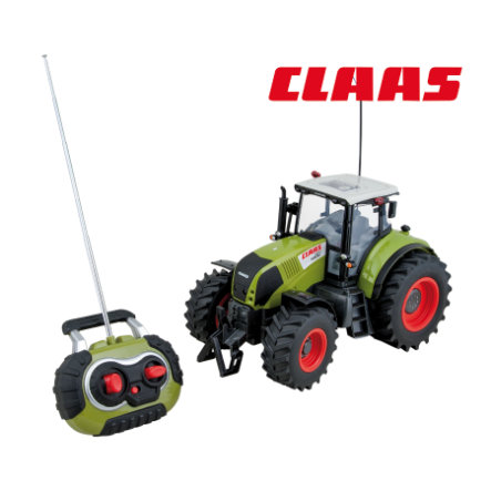 HAPPY PEOPLE Fernlenk Traktor Claas Axion 850, 1:16