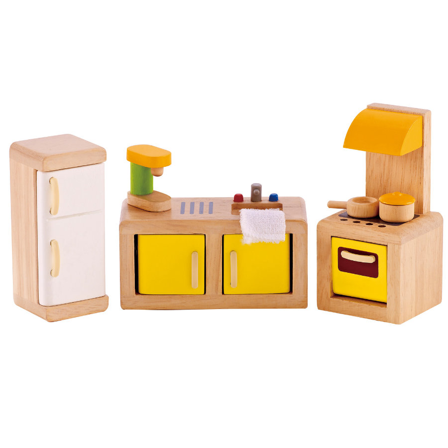 HAPE Kitchen, 7 parts