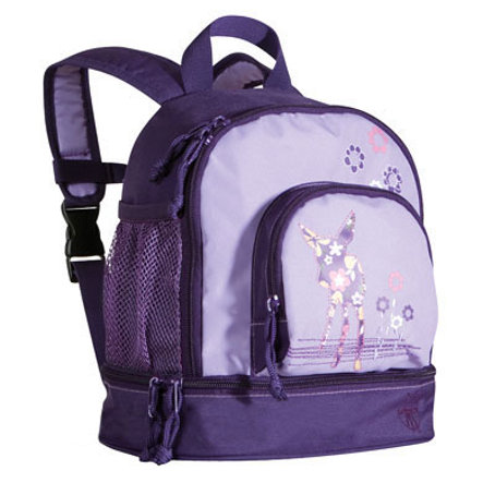 LÄSSIG Sac à dos Mini Backpack Deer viola