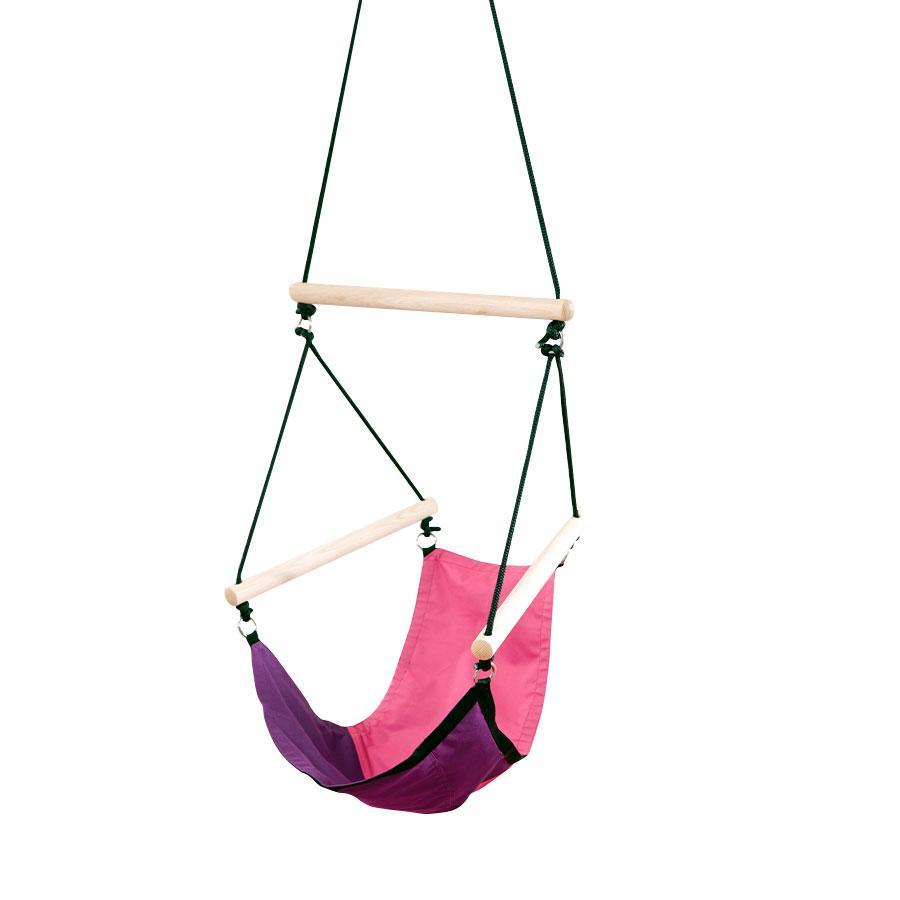 amazonas h ngesessel kid 39 s swinger pink. Black Bedroom Furniture Sets. Home Design Ideas