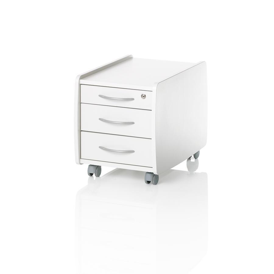 KETTLER Cassettiera con rotelle LOGO TRIO BOX 6768-111