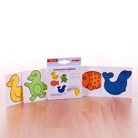 REER Klistermärken med antiglidskydd för badkaret