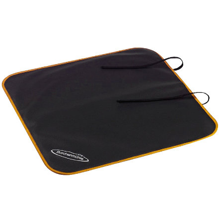 STORCHENMÜHLE Seat Liner Synthetic Leather black