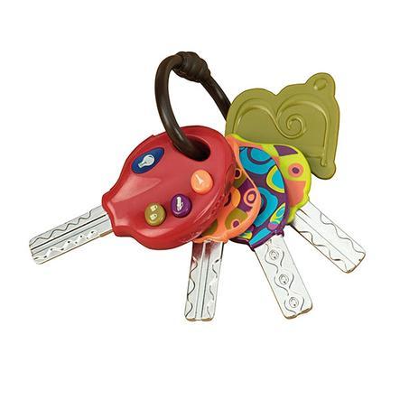 B.toys Spielzeugschlüssel LucKeys Tomato